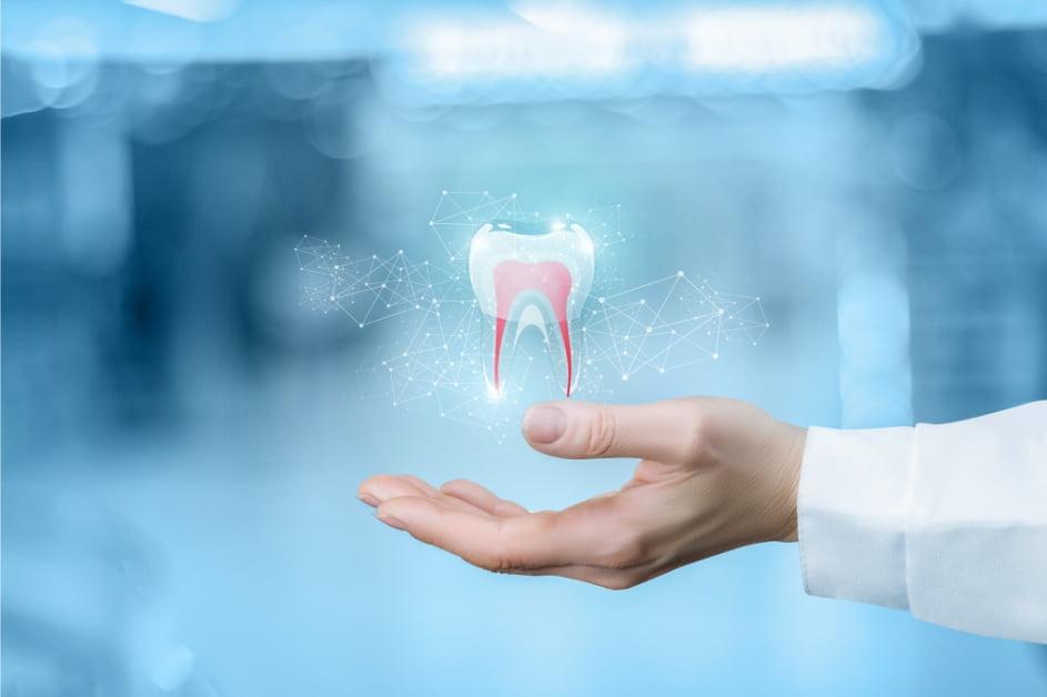 Tretiranje unutrašnjosti zuba laserom je bezbolno!